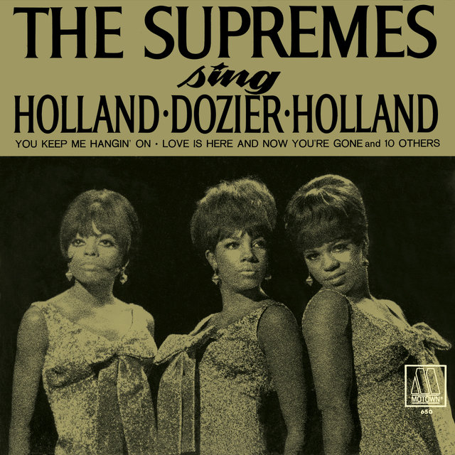 The Supremes Sing Holland–Dozier–Holland