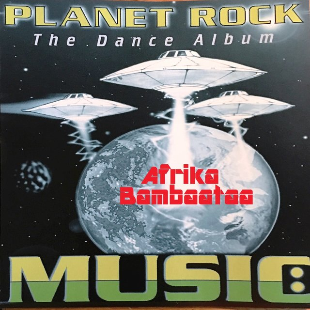 Planet Rock: The Dance Album