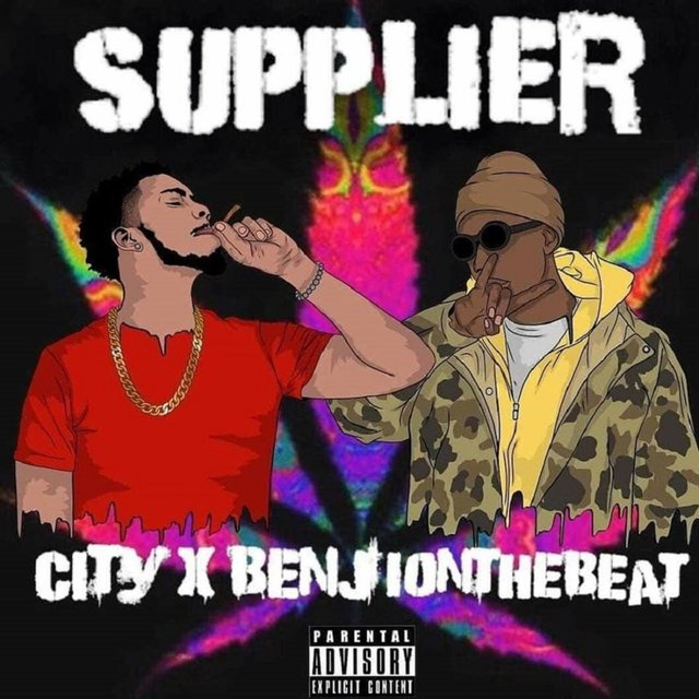 The Supplier (feat. Benji on the Beat)