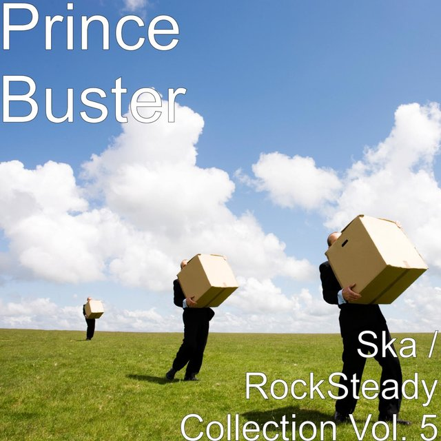 Ska / RockSteady Collection, Vol. 5