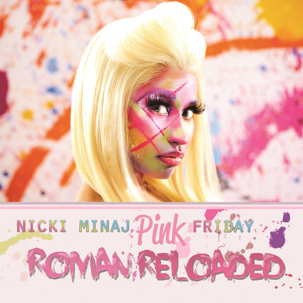 Pink Friday ... Roman Reloaded (Booklet Version)