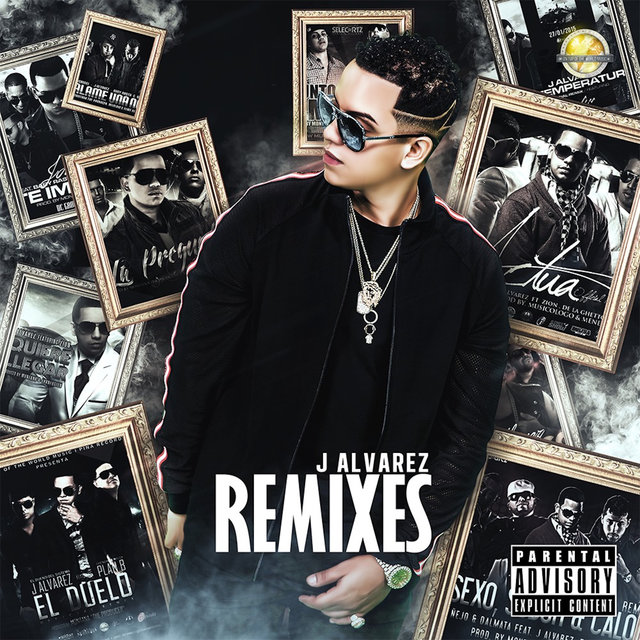 J Alvarez (Remixes)