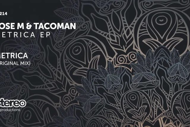 Jose M., TacoMan - Metrica - Original Mix