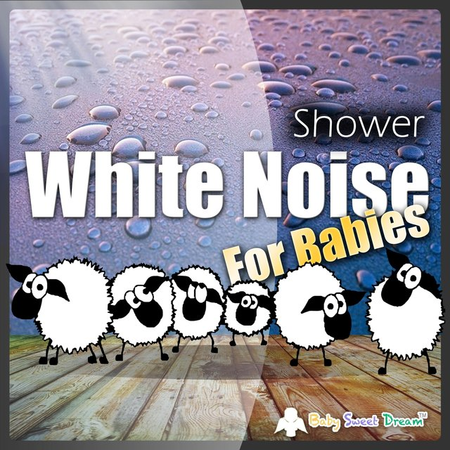 White Noise for Babies: Shower