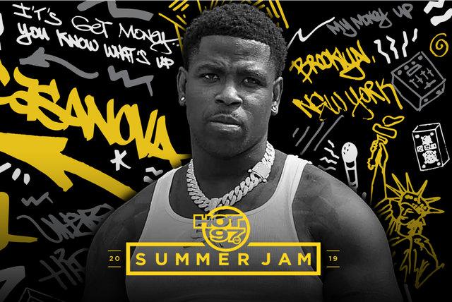 Live at TIDAL X Hot 97 Summer Jam 2019