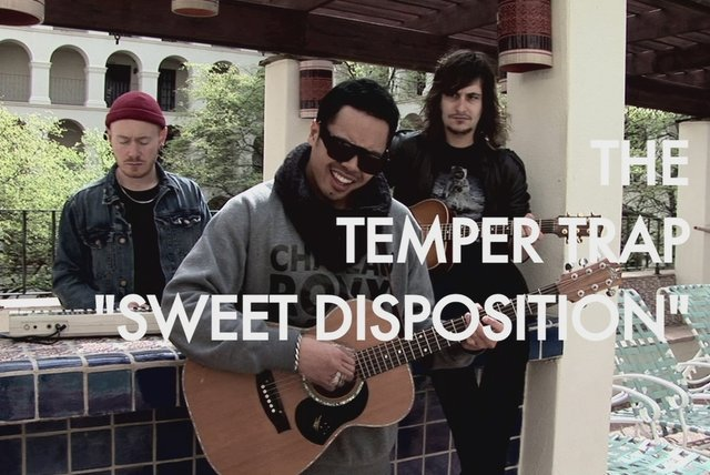 SXSW Acoustic Sessions - Sweet Disposition