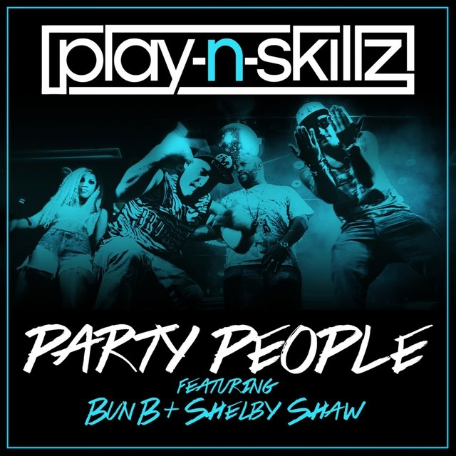 Party People (feat. Bun B & Shelby Shaw) - Single