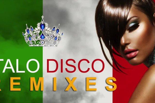 Italo Disco - The Best Remixes