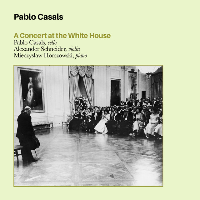 A Concert at the White House (Bonus Track Version)