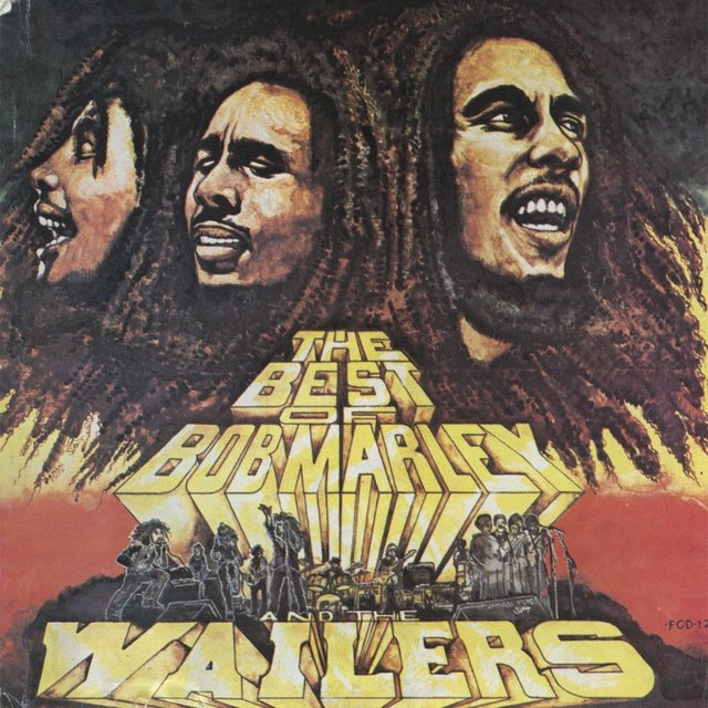 The Best of Bob Marley & The Wailers