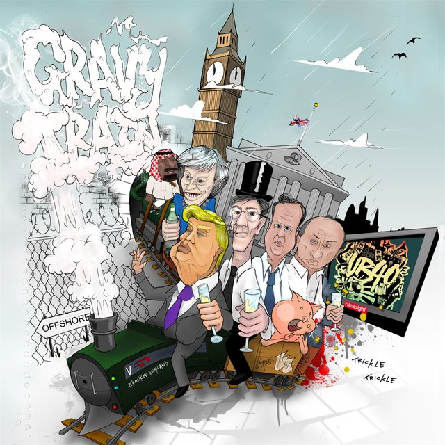 Gravy Train [Radio Edit]