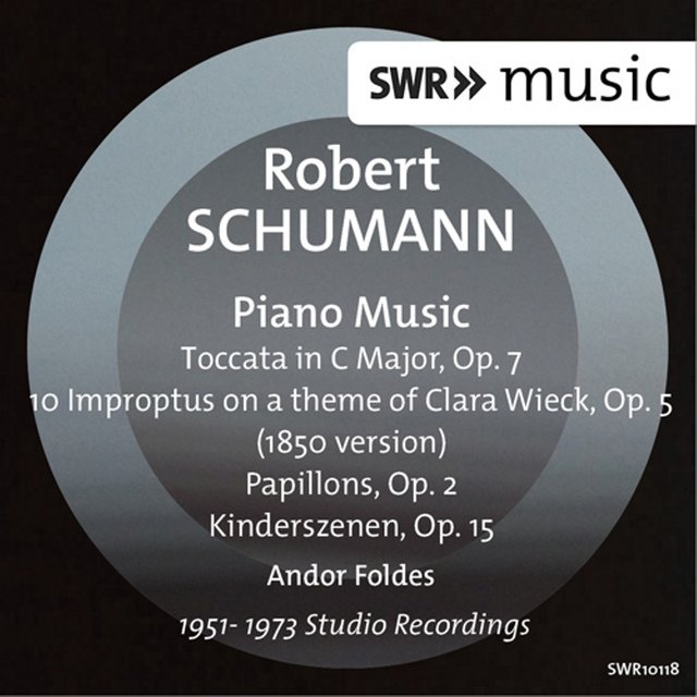 Robert Schumann: Piano Music