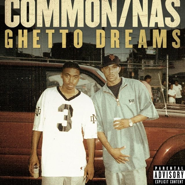 Ghetto Dreams (feat. Nas)