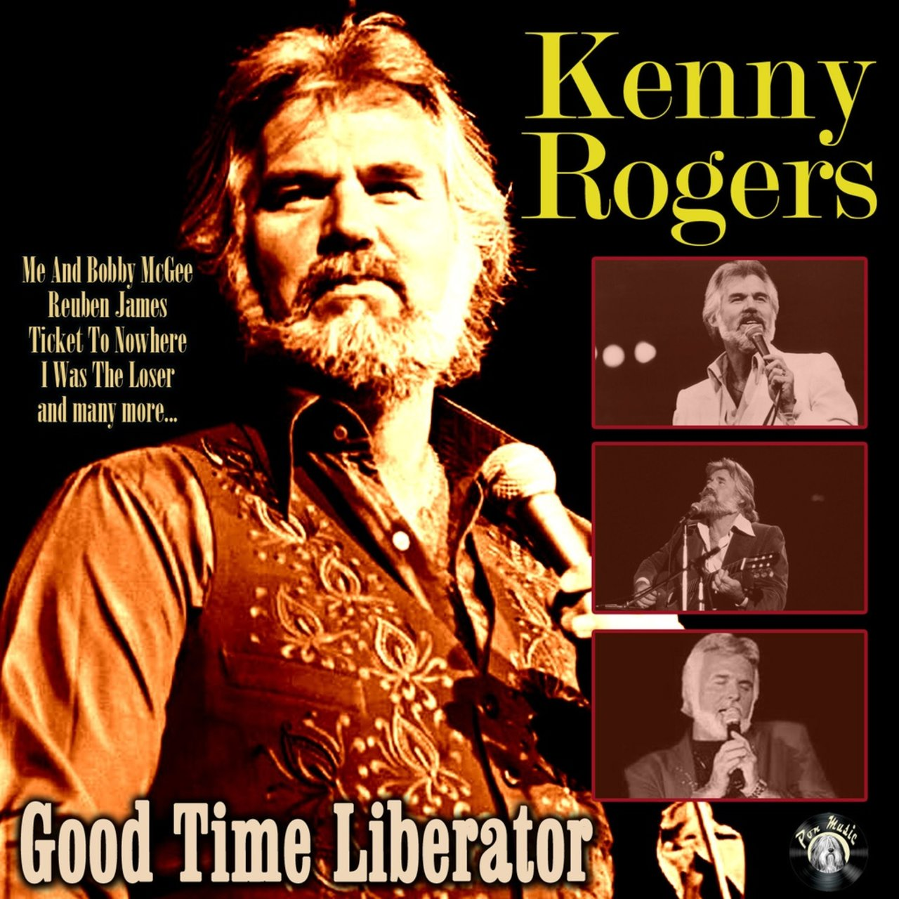 TIDAL: Listen to Kenny Rogers on TIDAL