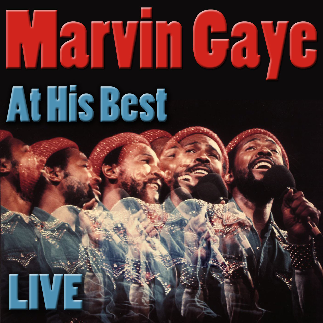 Marvin Gaye At His Best