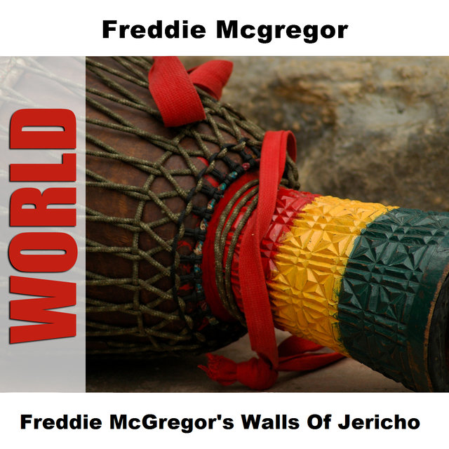 Freddie McGregor's Walls Of Jericho