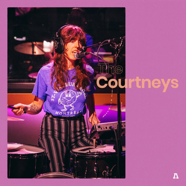The Courtneys on Audiotree Live