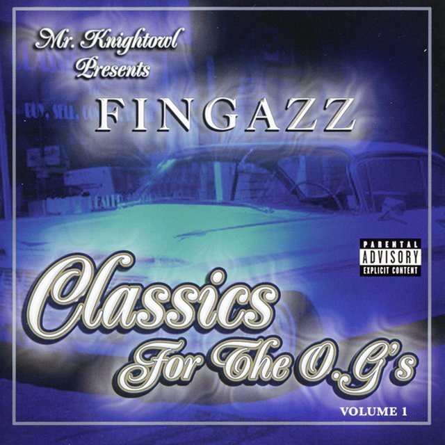 Classics for the O.G.'s Volume 1