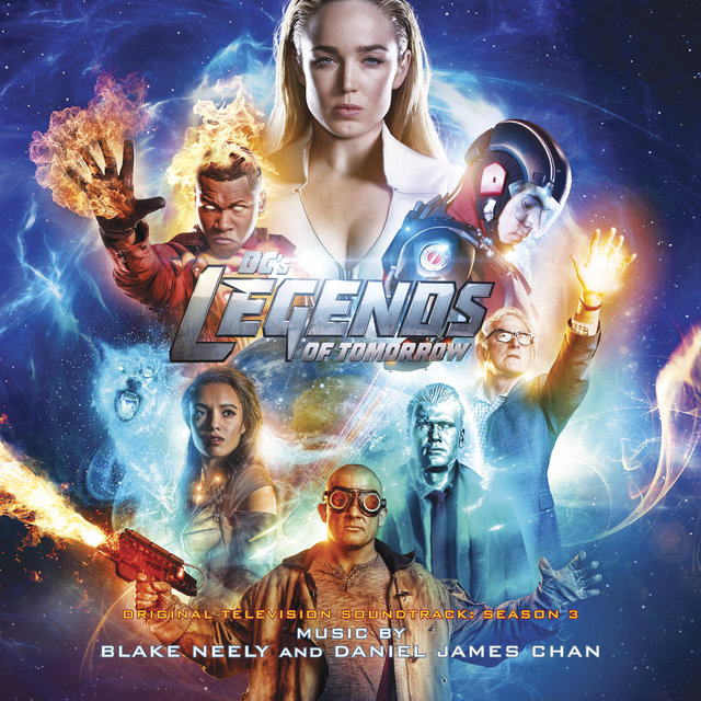DC's Legends Of Tomorrow: Season 3 (Original Television Soundtrack)