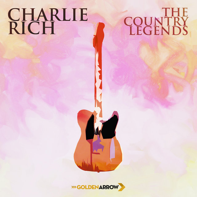 Charlie Rich - The Country Legends
