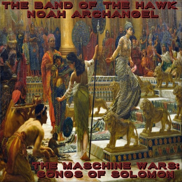 The Maschine Wars: Songs of Solomon