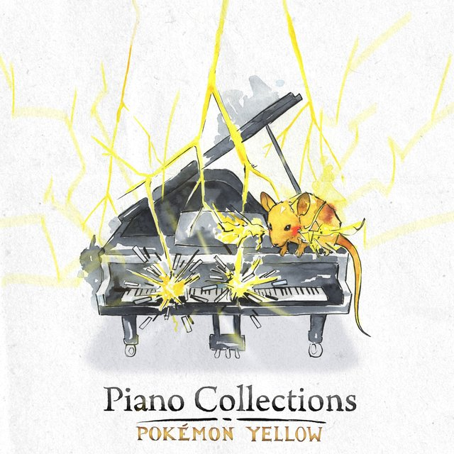 Piano Collections: Pokémon Yellow