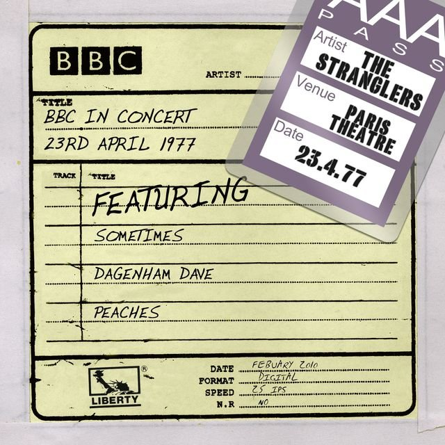 BBC In Concert [23rd April 1977]