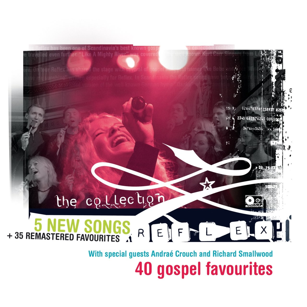 Collection The - 40 Gospel Favourites