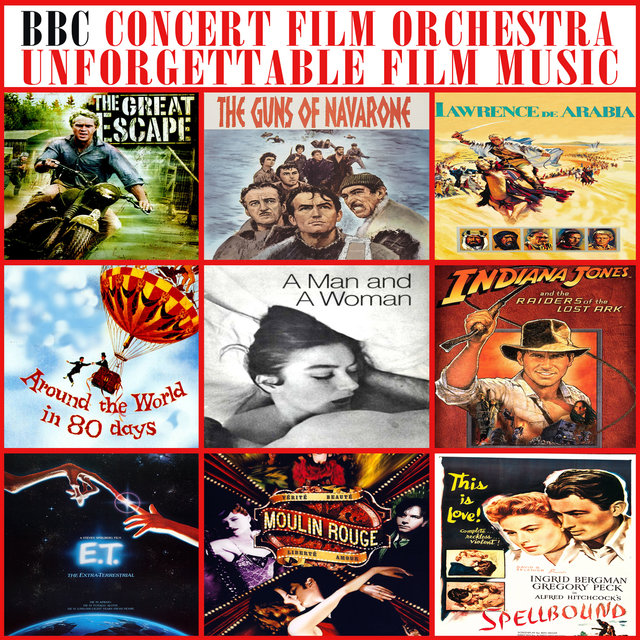 Unforgettable Film Music