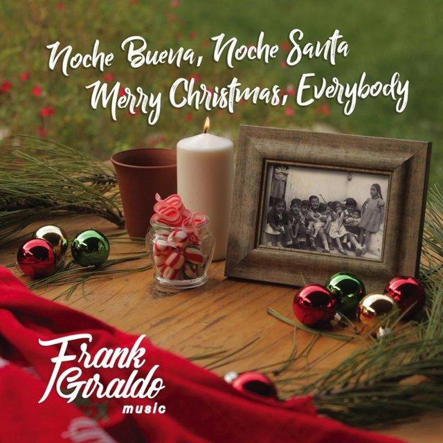 noche buena noche santa merry christmas everybody