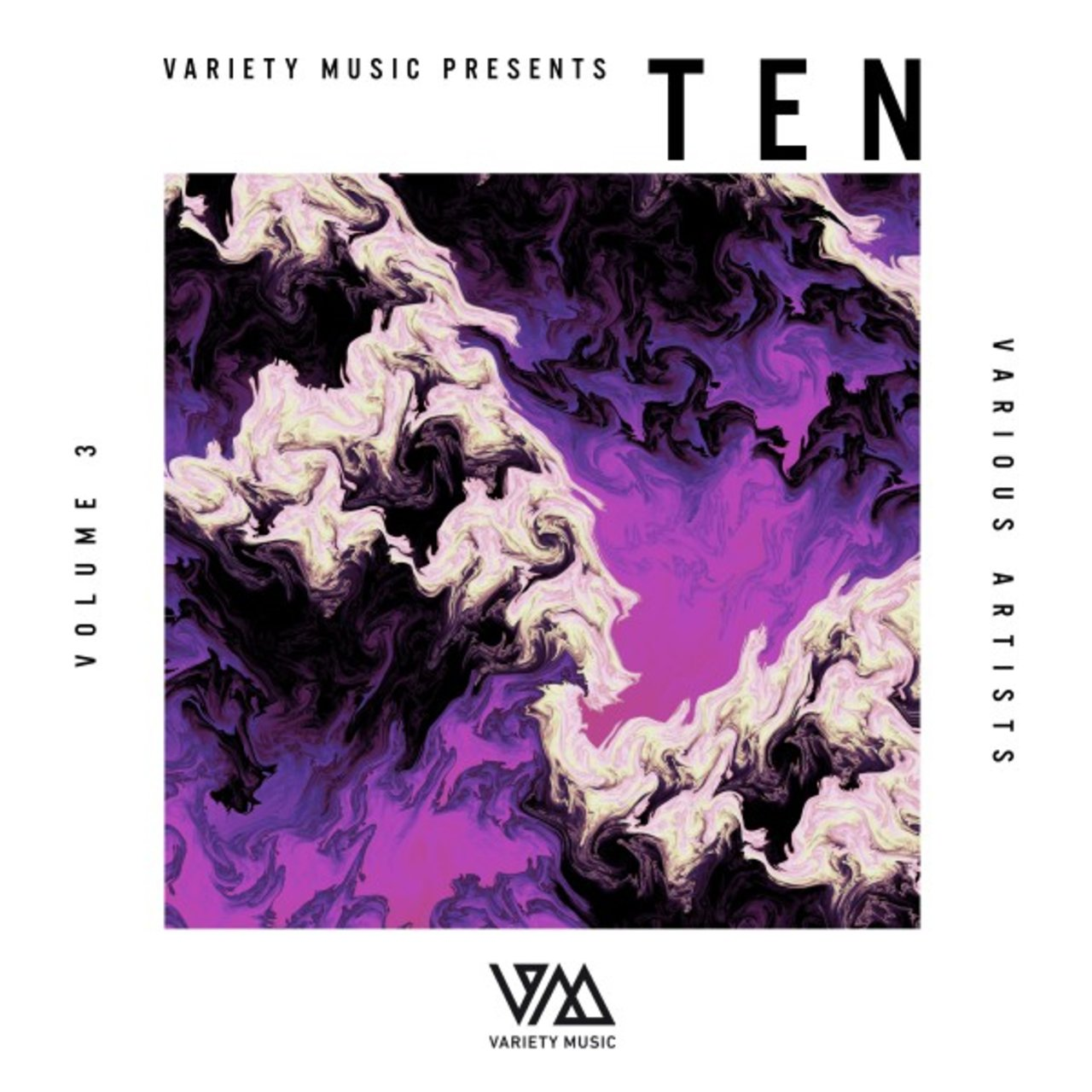 Variety Music Pres. Ten, Vol. 3