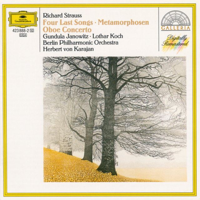 Strauss, R.: Four Last Songs; Metamorphoses; Oboe Concerto
