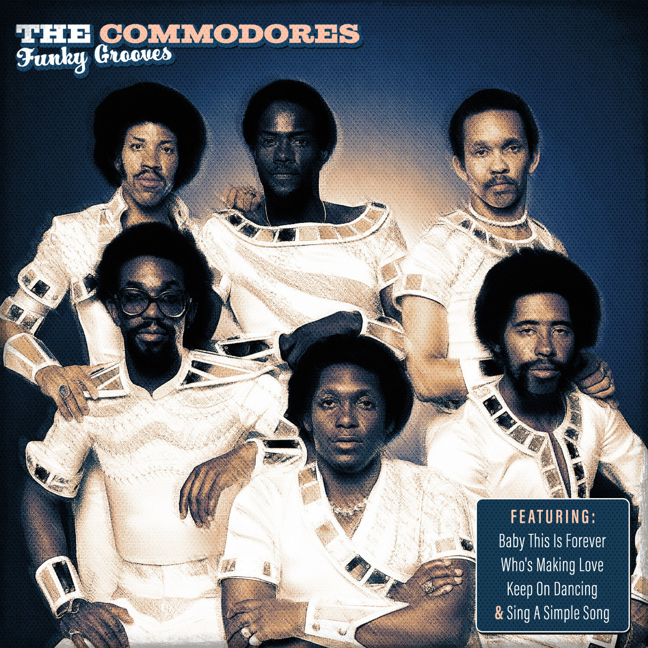 Commodores Ultimate Collection: TIDAL: Listen To The Commodores On TIDAL