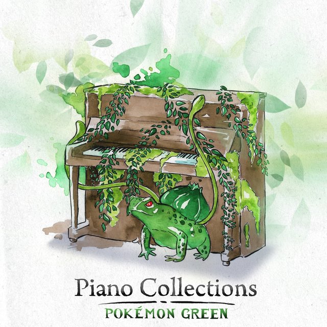 Piano Collections: Pokémon Green