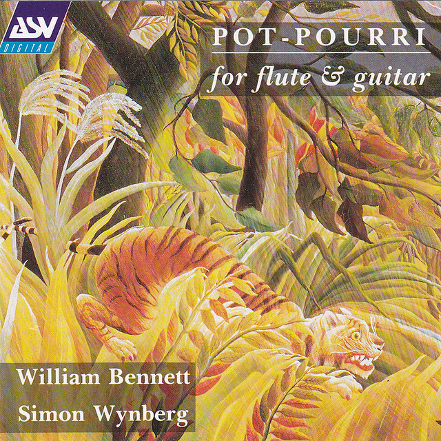 'Pot-Pourri' for flute & guitar