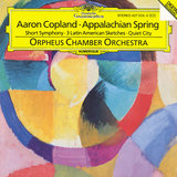 Copland: Appalachian Spring - 1945 Suite - Very slowly- Allegro - Moderato - Fast-More deliberate tempo - Molto moderato - Allegro - Presto - Meno mosso - As at first (slowly) - Doppio movimento - A trifle slower - Broadly