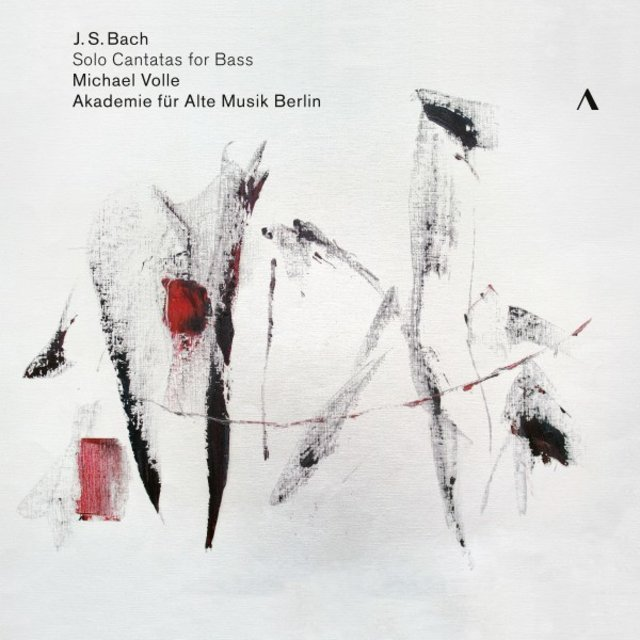 J. S. Bach: Solo Cantatas for Bass