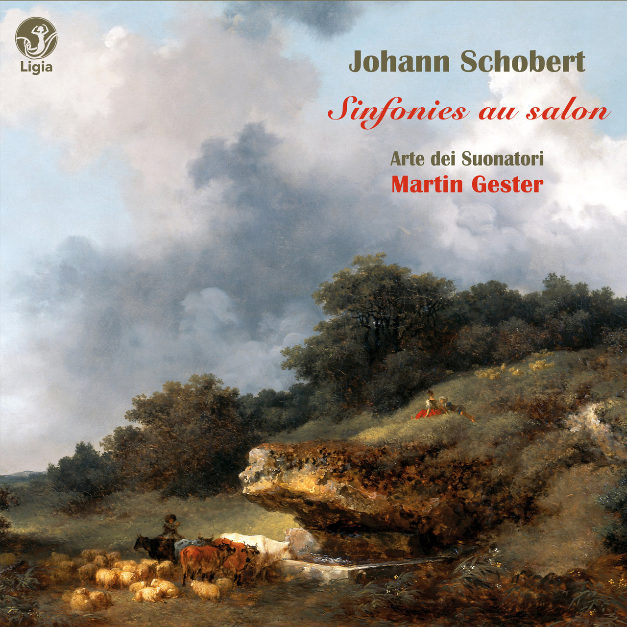 Schobert: Sinfonies au salon