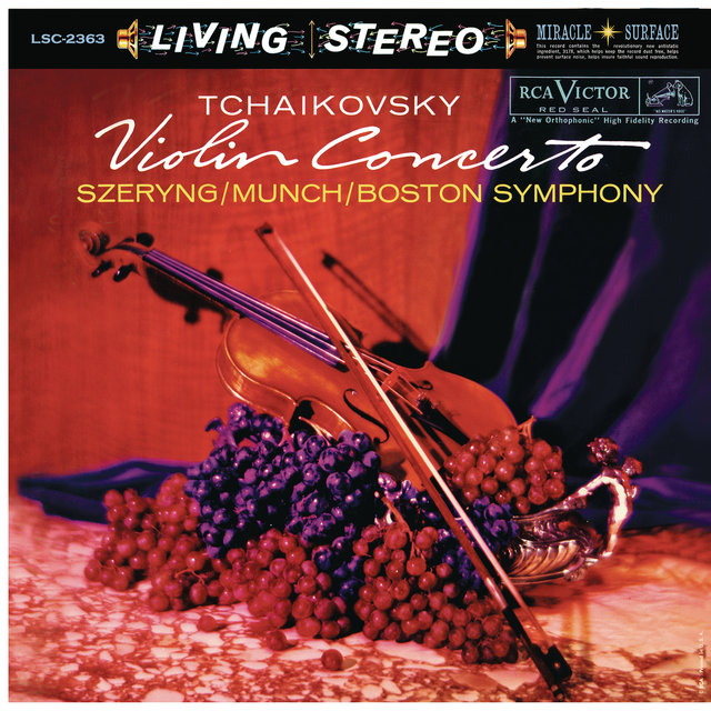 Tchaikovsky: Violin Concerto in D Major, Op. 35, TH 59