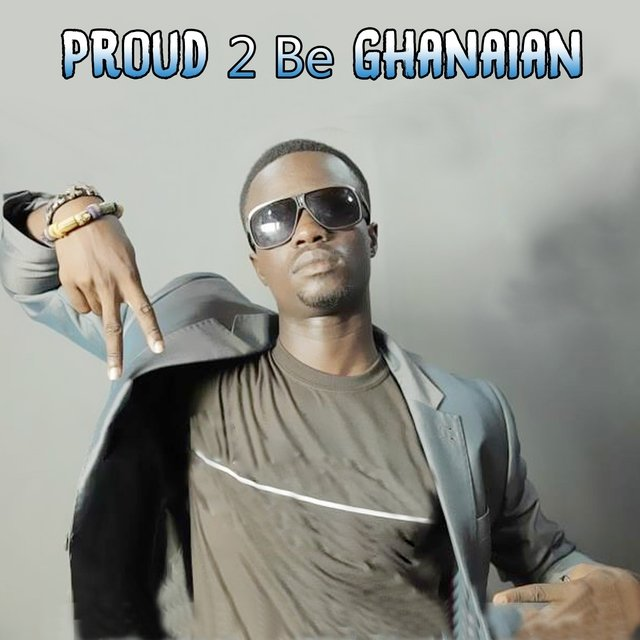 Proud 2 Be Ghanaian